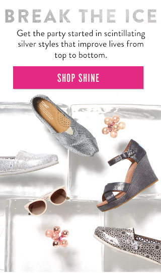 Break the Ice - Shop Shine