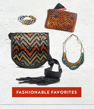 Fashionable Favorites