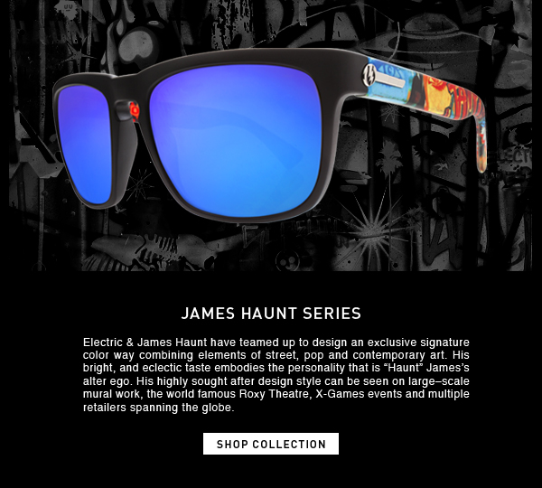 James Haunt Series
