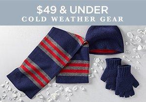 $49 & Under: Cold Weather Gear