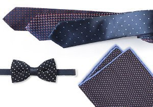 Holiday Style: Ties & Pocket Squares