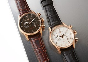 Must Have: The Chronograph Watch