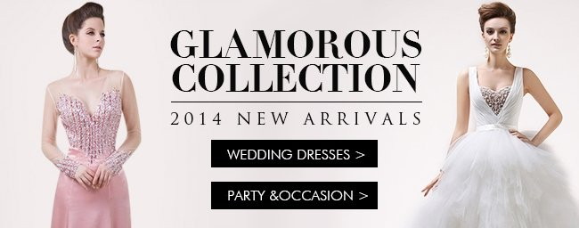 Glamorous Collection 2014 New Arrivals