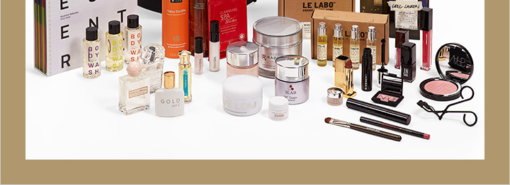 Our beauty experts have assembled all their favorites in one pretty, limited edition package. Get yours now!