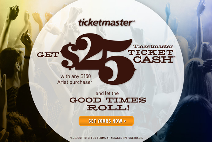 Ticketmaster Cash