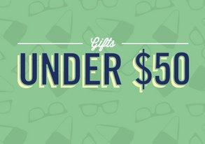 Shop Gifts Under $50
