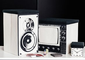 Shop Live Loud ft. Music-Inspired Storage