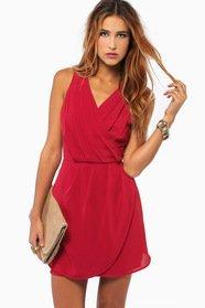 Tink Wrap Dress 35