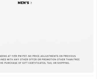 Shop Best Sellers - Men's