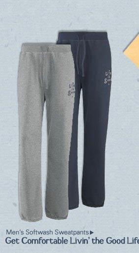 Men's Softwash Sweatpants