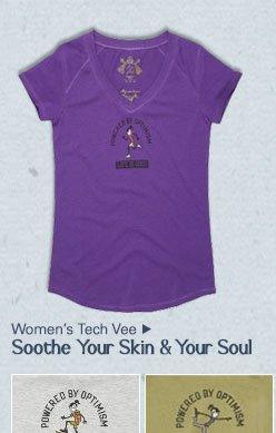 Women's Tech Vee
