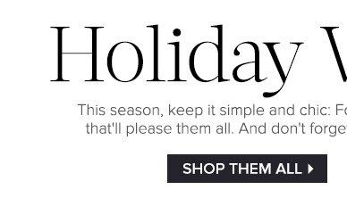 Shop Them All