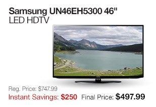 Samsung 46 LED HDTV