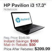 HP Pavilion 17.3