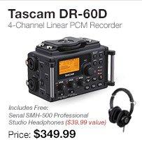 Tascam DR-60D