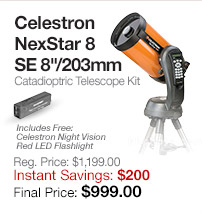 Celestron NexStar 8