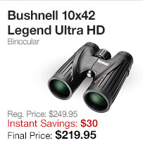 Bushnell 10x42 Binocular
