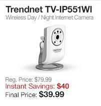 Trendnet Wireless Camera