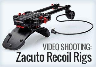 Zacuto recoil rigs