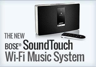 Bose Wi-Fi Music System