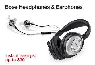 Bose Headphones Earphones