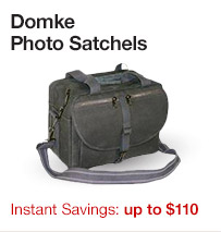 Domke Photo Satchels