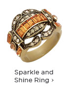 Sparkle and Shine Ring