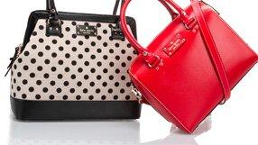 Coach and Kate Spade Handbags