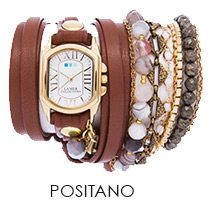 Positano Wrap Watch
