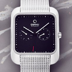 Watches for Him Under $49: Omax, Croton, Obaku Harmony & More