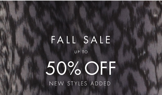 ELIE TAHARI | FALL SALE | UP TO 50% OFF | NEW STYLES ADDED | SHOP SALE