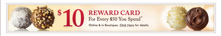 $10 REWARD CARD For Every $50 You Spend**