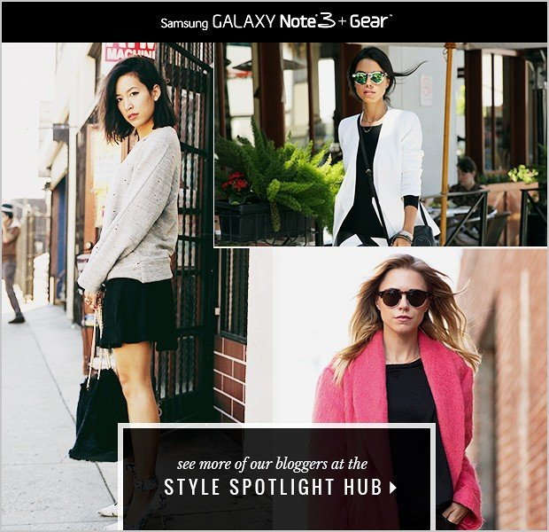 See How 5 Of Your Favorite Bloggers Stay Stylish On The Go