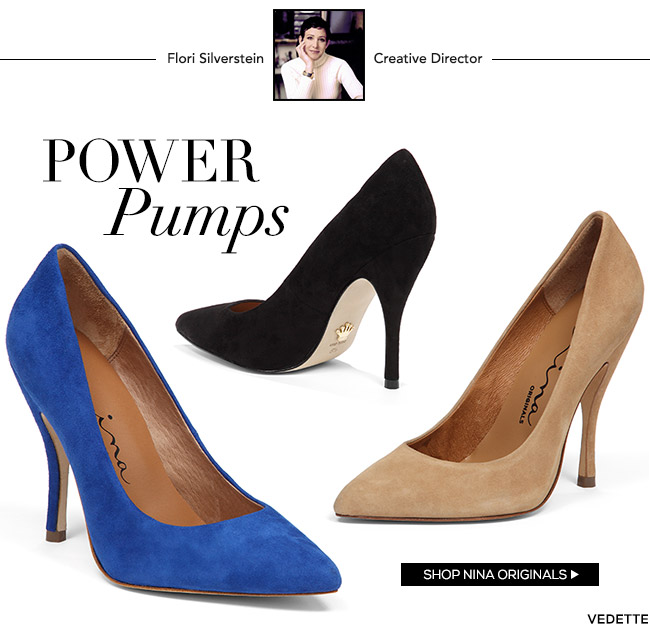 Nina Originals Power Pumps