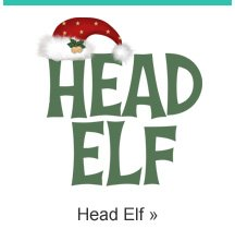 Head Elf T-shirt