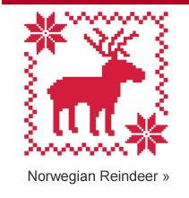 Norwegian Reindeer T-shirt
