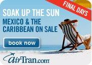 Final Days: Be A Beach Bum & Soak Up The Sun.