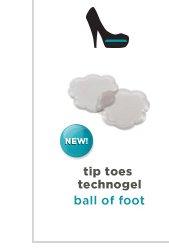 tip toes technogel
