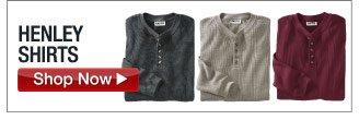 henley shirts - click the link below