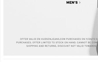 Shop New Arrivals - Men's