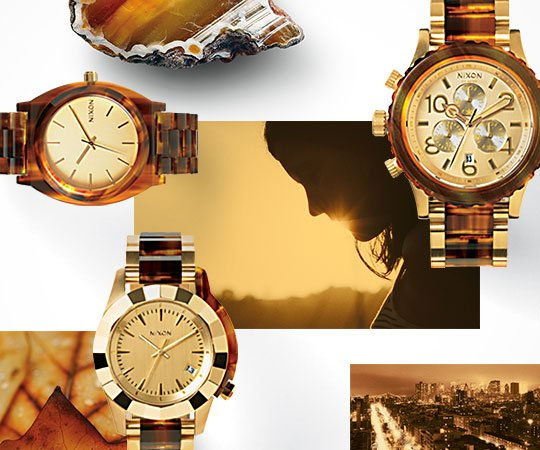Nixon | The Honey & Molasses Collection
