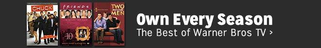 Own Every Season - The Best of Warner Bros TV