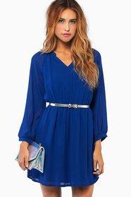 Tara Chiffon Dress 33