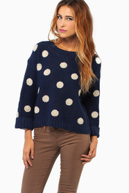 Penny For Your Dots Sweater 47