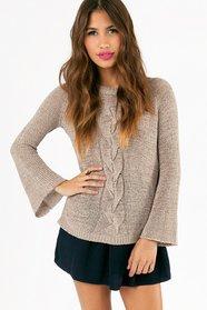 My Flare Lady Sweater 43