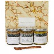 HARVEY NICHOLS - Three Mustard Collection Gift Set