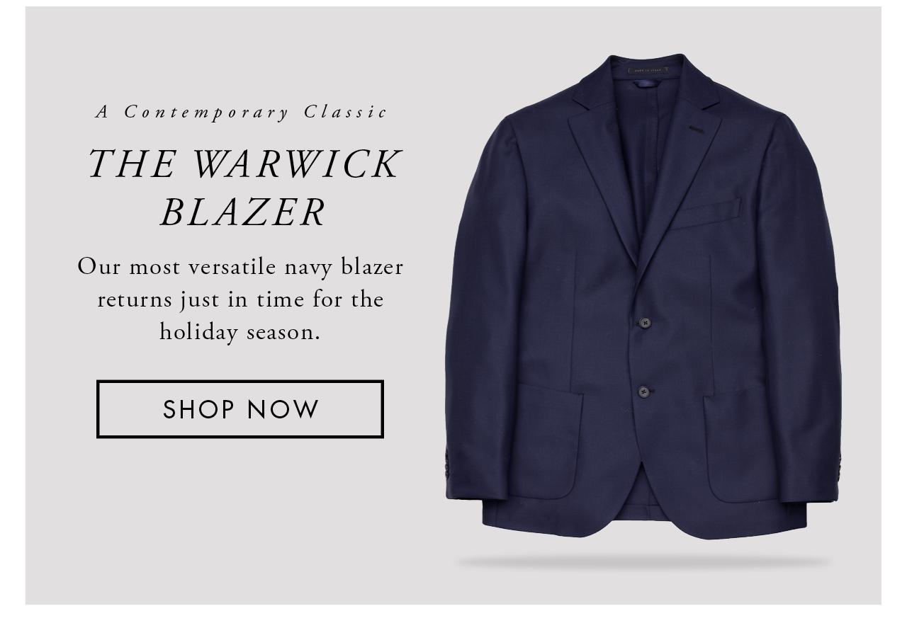 The Warwick Blazer
