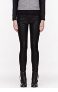 MOTHER Black The Muse Freja Edition Skinny Jeans for women