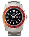 Orient CEM75004B Men's Automatic Stainless Steel Dive Watch