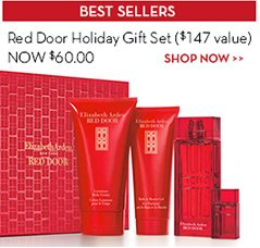 BEST SELLERS. Red Door Holiday Gift Set ($147 value) NOW $60.00. SHOP NOW.
